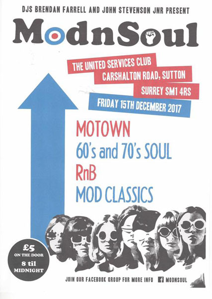ModnSoul in Sutton