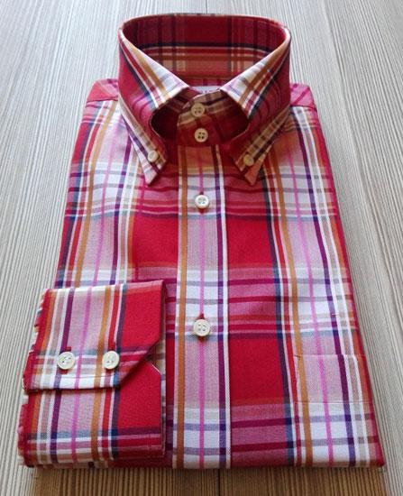 Dyson button-down shirts by Capirari