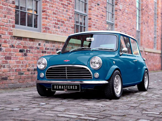 12. David Brown Automotive brings back the Classic Mini