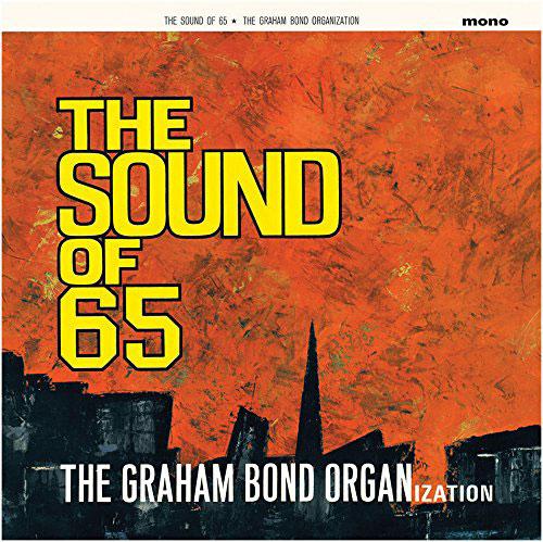 The Graham Bond Organization heavyweight vinyl reissues