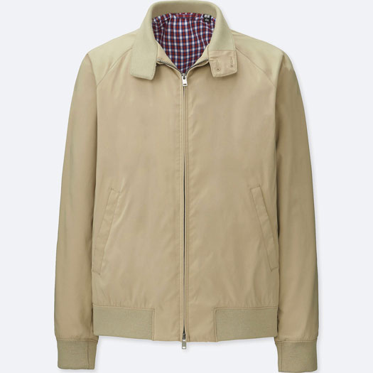 Uniqlo's budget Harrington Jacket now available