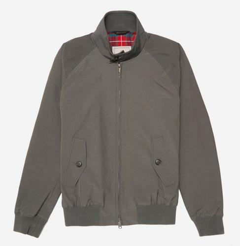 Half price Baracuta Harrington Jackets at Hip