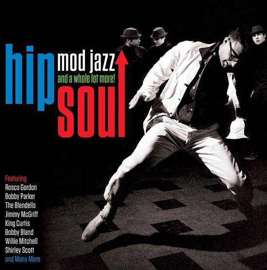 Budget compilation: Hip Soul double CD