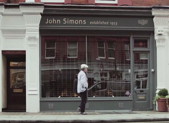 Coming to DVD: John Simons – A Modernist