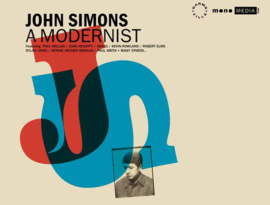 Coming to DVD: John Simons – A Modernist