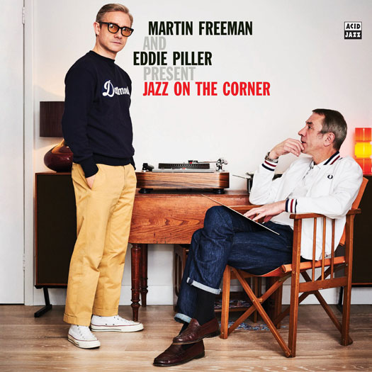 Martin Freeman And Eddie Piller Present Jazz On The Corner (Acid Jazz)