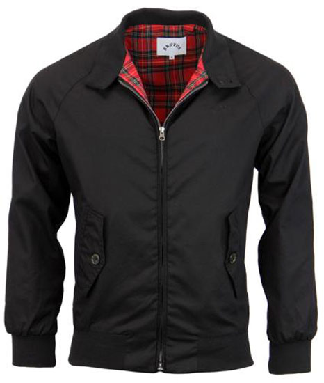 Brutus Harrington Jacket