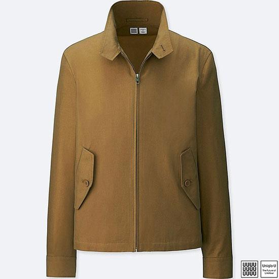 Uniqlo U Harrington Jacket