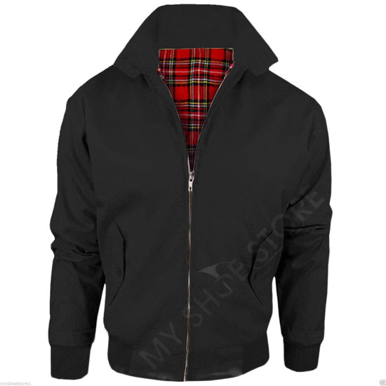Budget Harrington Jackets on eBay