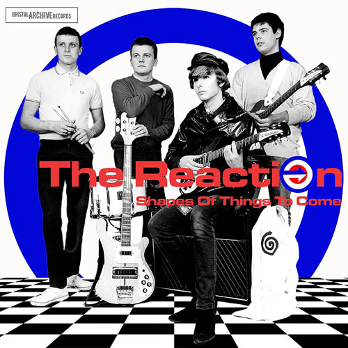 Review: The Reaction - Shapes Of Things To Come (Bristol Archive)