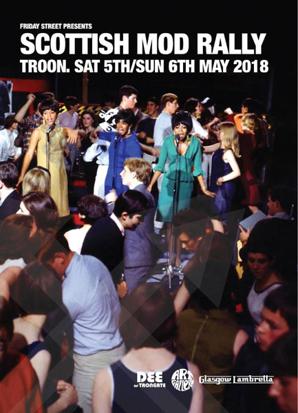 Scottish mod rally to Troon