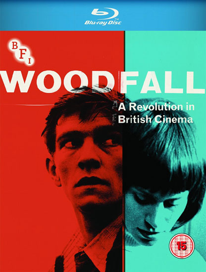 Woodfall: British New Wave Cinema Box Set (BFI)