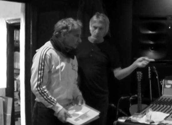 Video: Steve Ellis with Paul Weller - Lonely No More
