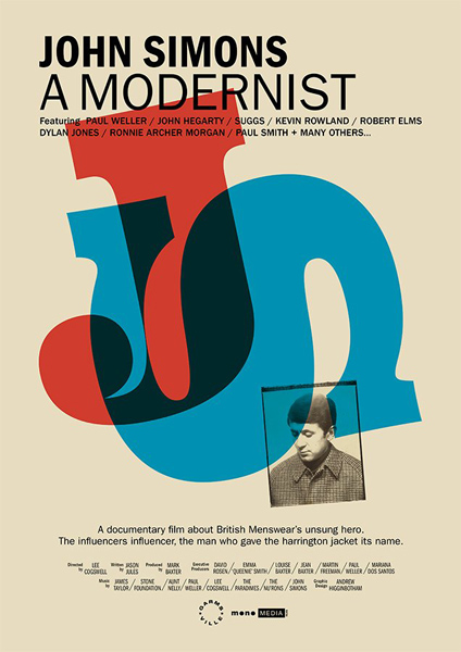 John Simons – A Modernist limited edition posters