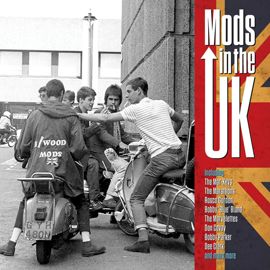 Coming soon: Mods In The UK heavyweight vinyl