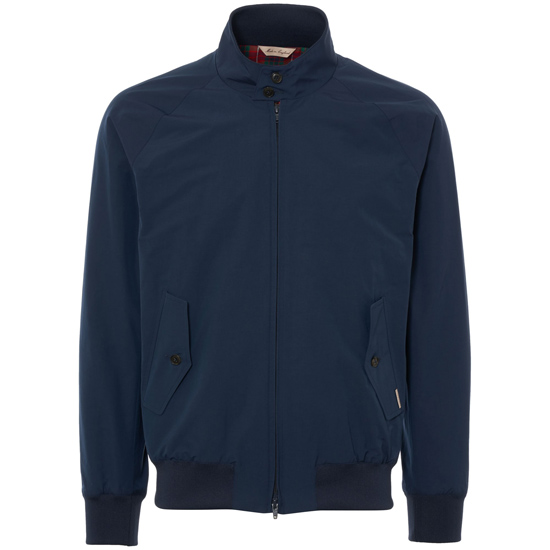 New Baracuta x Stuarts of London Archive Fit G9 Harrington