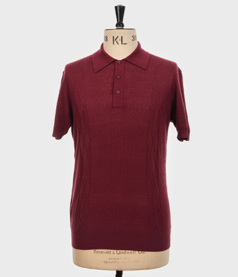 Conley polo shirt
