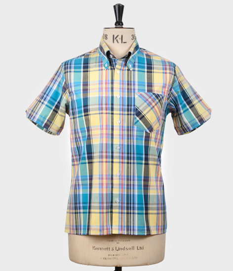 Mercer button-down shirt
