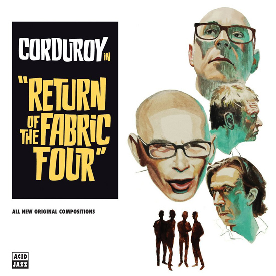 New Corduroy album incoming via Acid Jazz