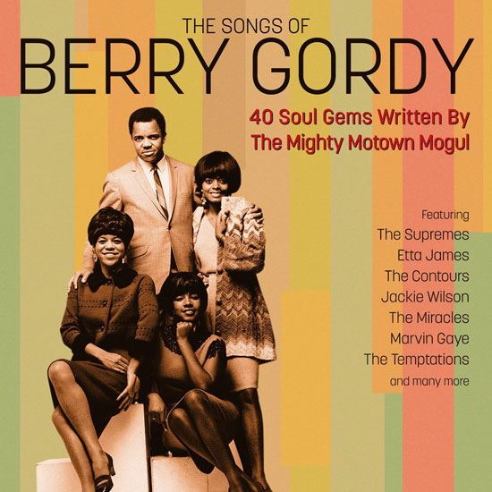 Budget CD: The Songs of Berry Gordy