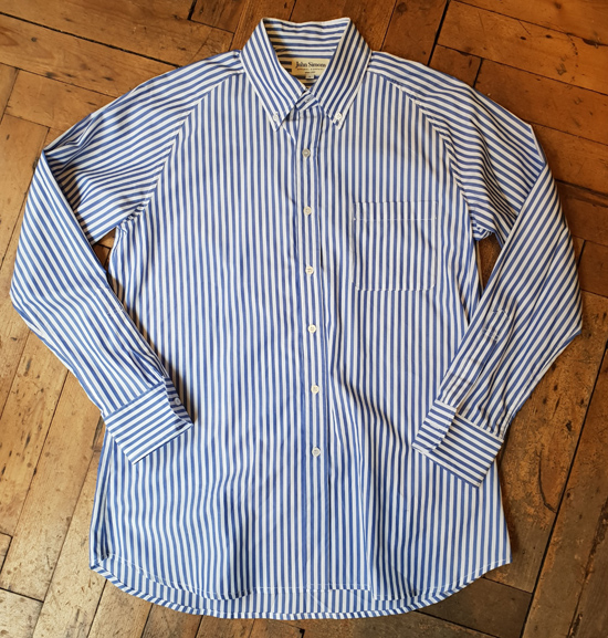 John Simons 1960s archive button-down shirts