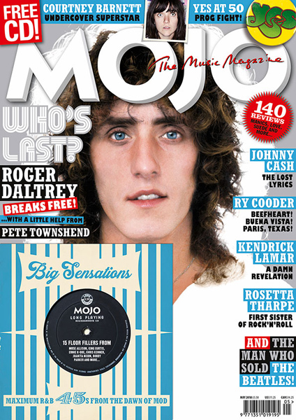 Mod vibes in the new Mojo magazine