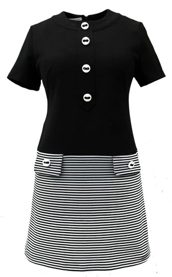 New 1960s dress collection by Carnaby Streak now available