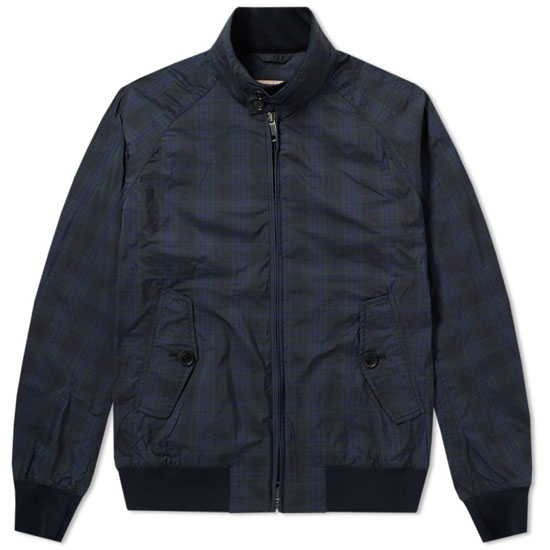 Baracuta introduces the G9 Harrington Light for summer