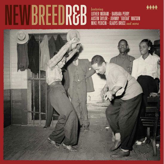 Ace brings New Breed R&B to vinyl