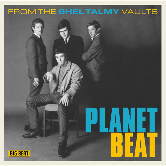 Planet Beat - From The Shel Talmy Vaults (Ace Records)