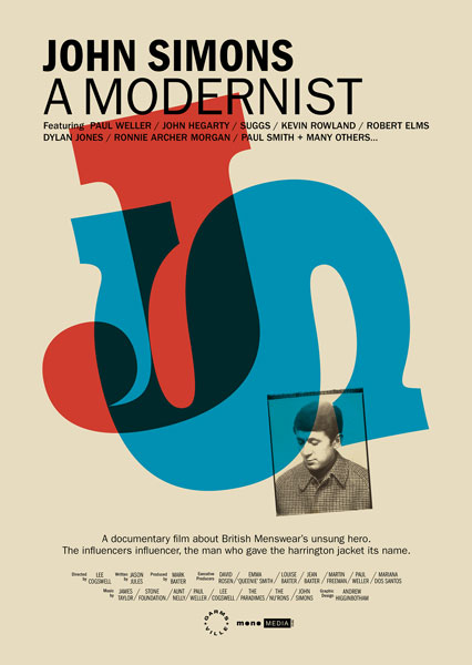Review: John Simons – A Modernist documentary