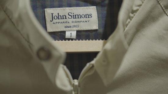 John Simons - A Modernist