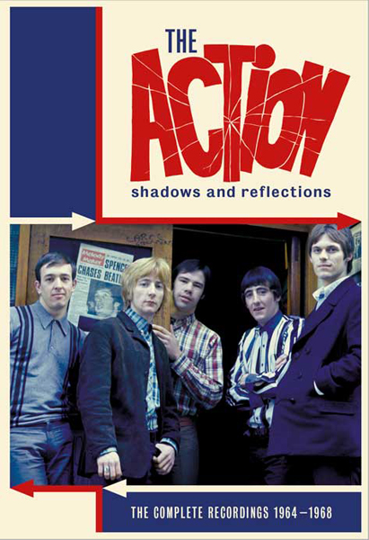 The Action: Shadows & Reflections - The Complete Recordings 1964-1968 box set