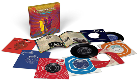 A Kaleidoscope Of Sounds: Psych & Freakbeat Masterpieces vinyl box set