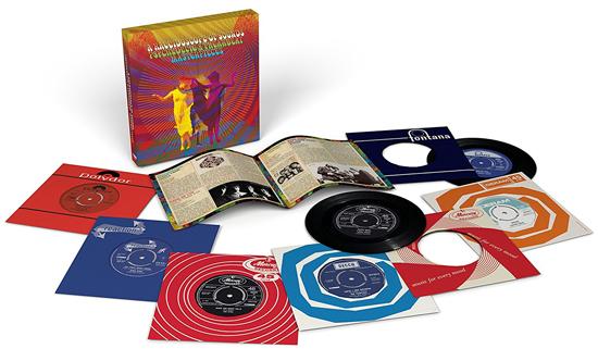 A Kaleidoscope Of Sounds: Psych & Freakbeat Masterpieces vinyl box set