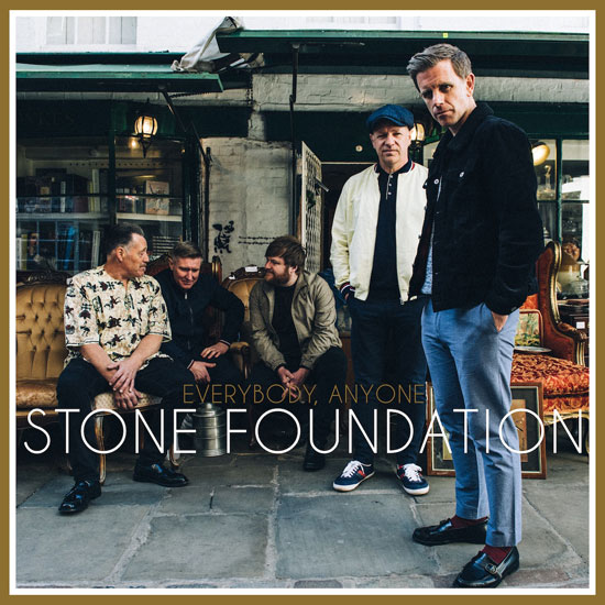 Stone Foundation: New album and tour dates