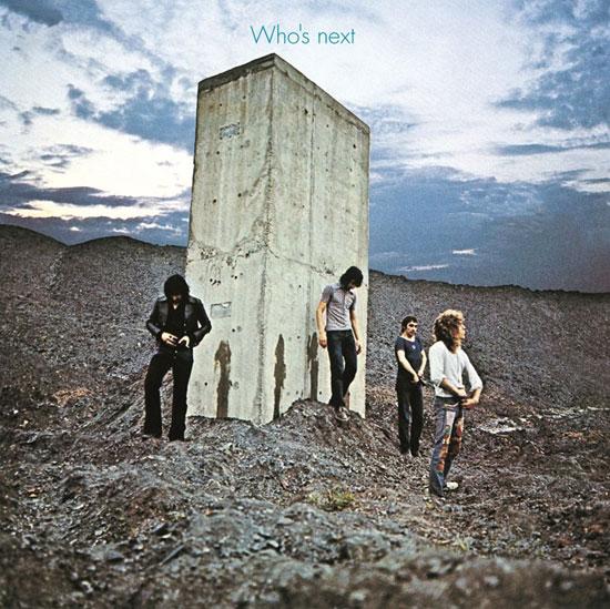 The Who vinyl heavily discounted at HMV