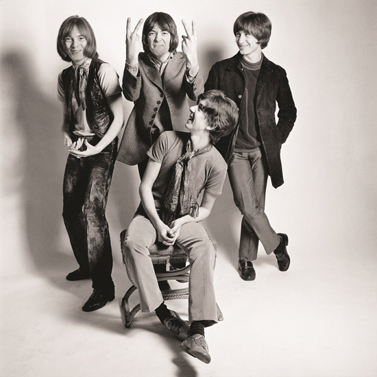 Small Faces 1968 (c) Gered Mankowitz