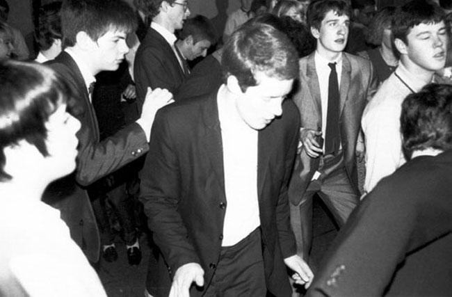 Spotify playlist: 1980s London mod club scene