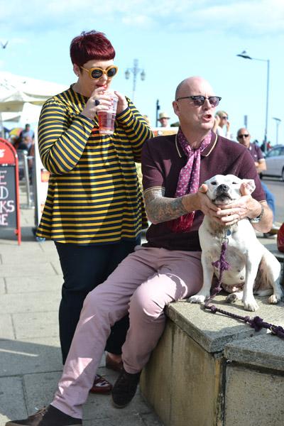 Brighton Mod Weekender 2018 photos by Feej