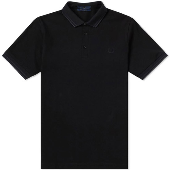 Fred Perry Made in Japan polo shirts