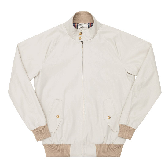 Sale watch: John Simons slim-fit Harrington Jacket reduced