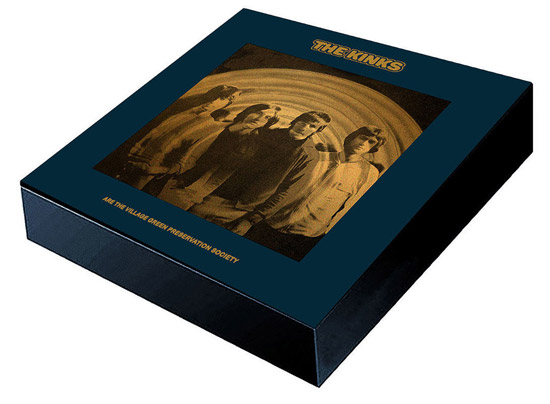 The Kinks Are The Village Green Preservation Society 50th anniversary reissues