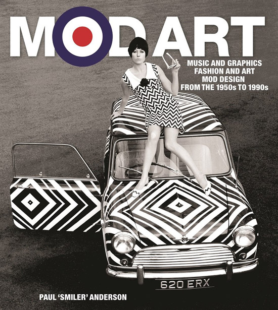 New release date: Mod Art by Paul Anderson