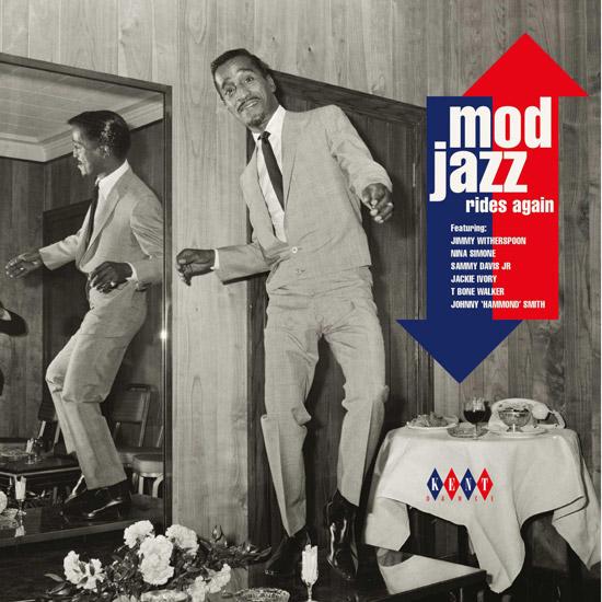 Coming soon: Mod Jazz Rides Again (Kent)