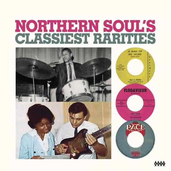 Heading to vinyl: Northern Soul's Classiest Rarities (Kent)