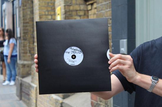 Paul Weller on-off vinyl acetate on eBay