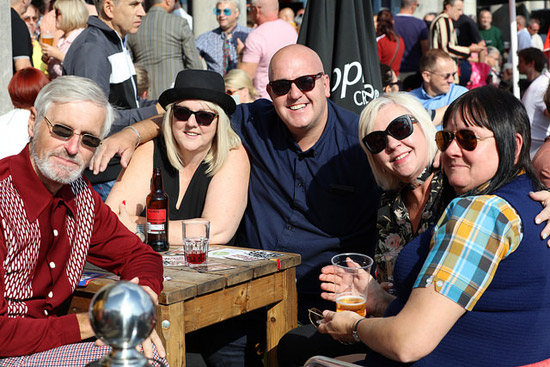 Brighton Mod Weekender 2018 (c) Chris Wild