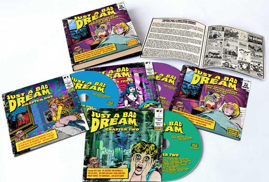 Just A Bad Dream: Sixty British Garage Nuggets 1981-89 box set