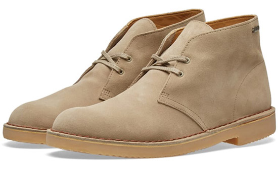 02e7fd53cdfdce Clarks Gore-Tex desert boots now in the Clarks Outlet - Modculture